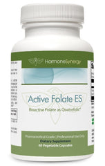 Active Folate  ES | 10,000 mcg (10 mg) 5-MTHF | Free Shipping!