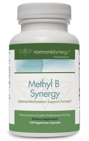 Methyl B Synergy - Methylation Support* | 120 V-Caps | Free Shipping!