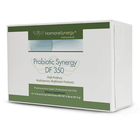 Probiotic Synergy DF 350 ®| 350 Billion CFU | Free Shipping!