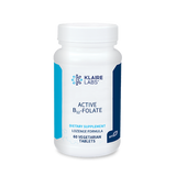 ACTIVE B12-FOLATE by Klaire Labs®