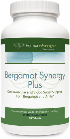 Bergamot Synergy Plus - Bergamot / Amla Extract