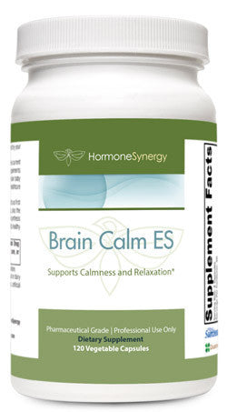 Brain Calm ES | Supports Calmness, Healthy Mood, Health Nervous System* | Free Shipping!