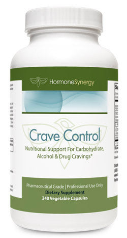 Crave Control | Support for Carbohydrate, Alcohol & Drug Cravings* | Free Shipping!