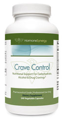 Crave Control | Support for Carbohydrate, Alcohol & Drug Cravings*