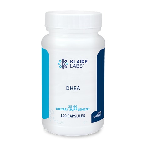 DHEA (25 MG) by Klaire Labs®