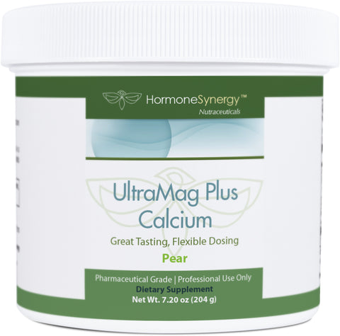 UltraMag Plus Calcium | Patented Albion® calcium and magnesium