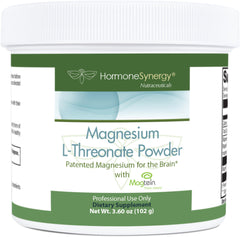 Magnesium L-Threonate Powder Unflavored - Free Shipping!