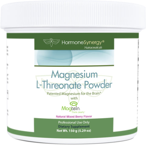 Magnesium L-Threonate Powder 'NeuroMag' | MIXED BERRY FLAVOR | Magnesium L-Threonate for Brain, Stress, Anxiety | Free Shipping