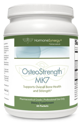 OsteoStrength MK-7™ 60 pkt | Supports Bone Health & Strength* | Free Shipping!