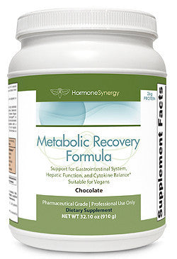 "Metabolic Recovery  Formula Chocolate | Gastrointestinal, Hepatic and Intestinal "" GHI "" Support 