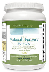 "Metabolic Recovery  Formula Vanilla | Gastrointestinal, Hepatic and Intestinal "" GHI "" Support"