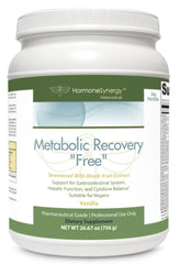 "Metabolic Recovery  Formula ""FREE"" 