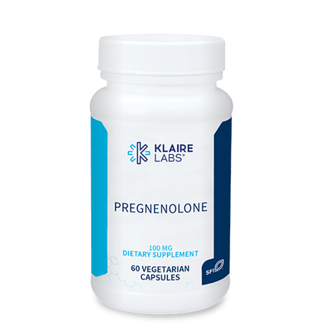 PREGNENOLONE (100 MG) by Klaire Labs®