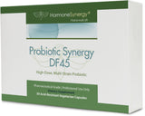 Probiotic Synergy DF45 - High-Dose, Multi-Strain Probiotic - 45 Billion - HOWARU®, FLORAFIT®, HN001® and HN019®