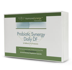 Probiotic Synergy Daily DF | Four strain 30 billion CFU probiotic | 30 Acid Resist DRCaps