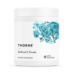 Vitamin C Buffered Powder by Thorne® - 8.15 oz - 42 Servings - Free Shipping! Limit (2) Per Customer