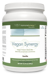 Vegan Synergy Vanilla | Free Shipping!