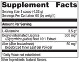 Glutamine Synergy | Powerful Gastrointestinal Lining Support* | 9.27 oz. (259.8 g) Powder | Free Shipping!