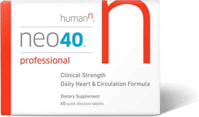 NEO40 Professional 60 Lozenges - Neogenis Labs / HumanN | Free Shipping!