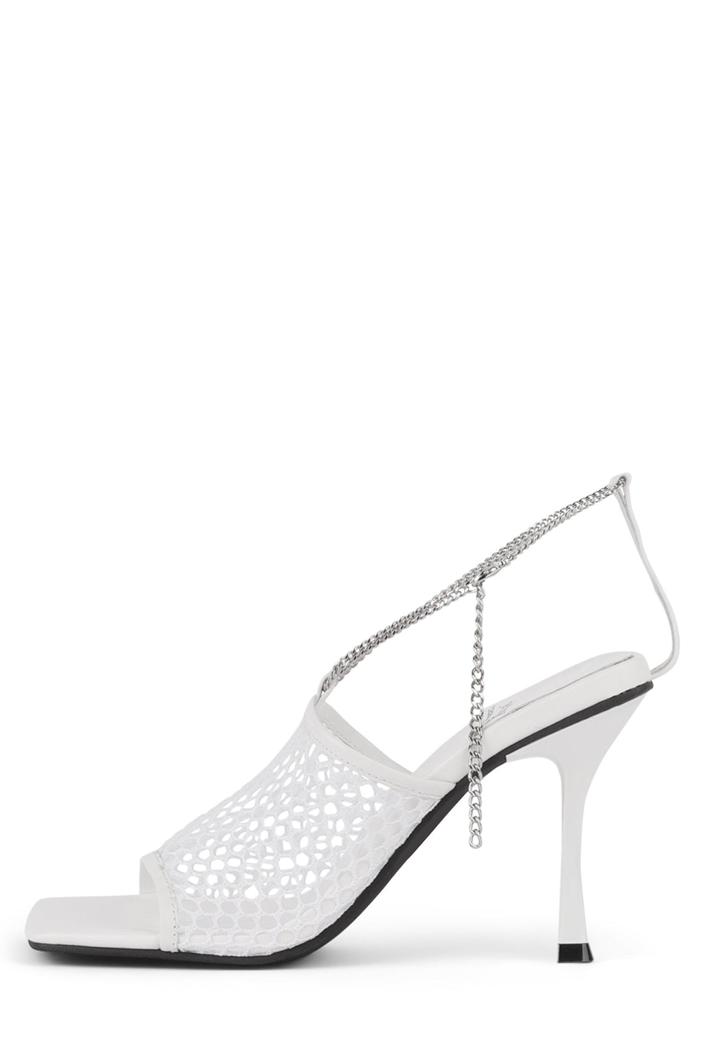 AMELINE-MS Heeled Sandal Jeffrey Campbell White 6