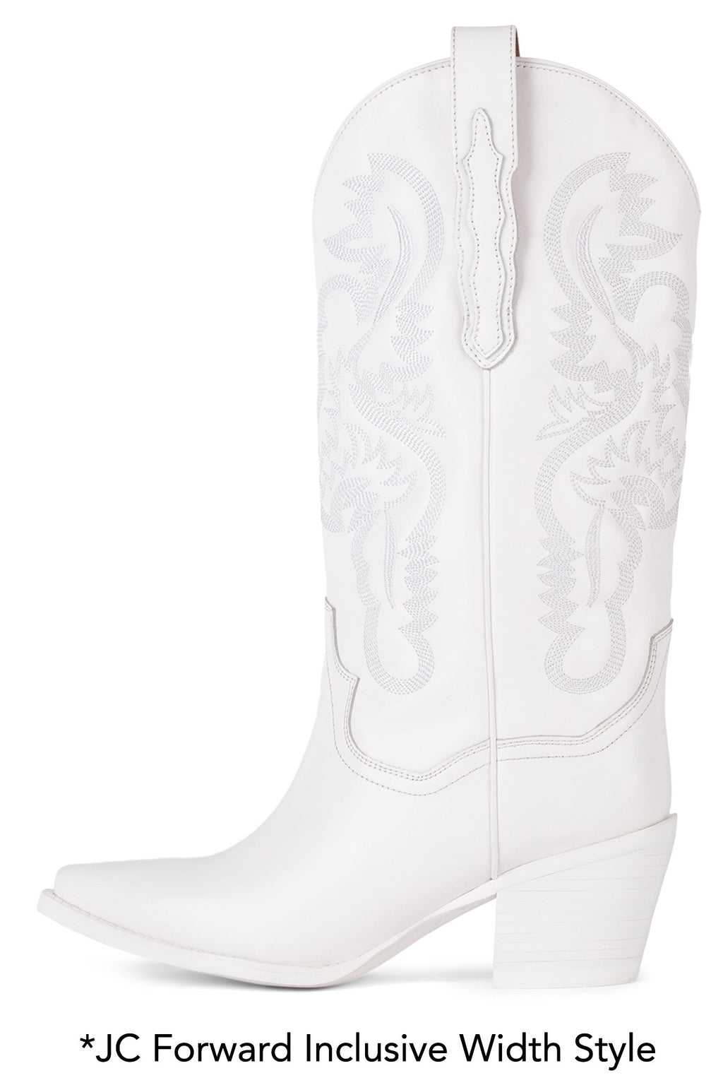 AMITY Mid-Calf Boot STRATEGY White Combo 5W