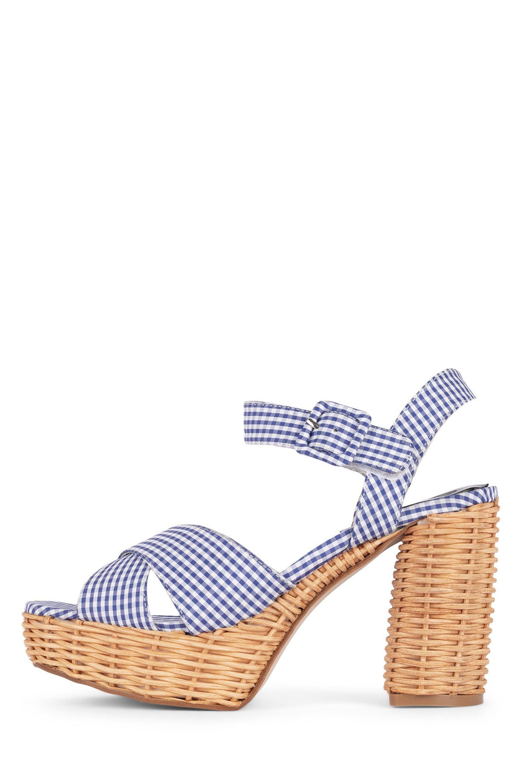 AMMA-2W STRATEGY Blue Gingham 5