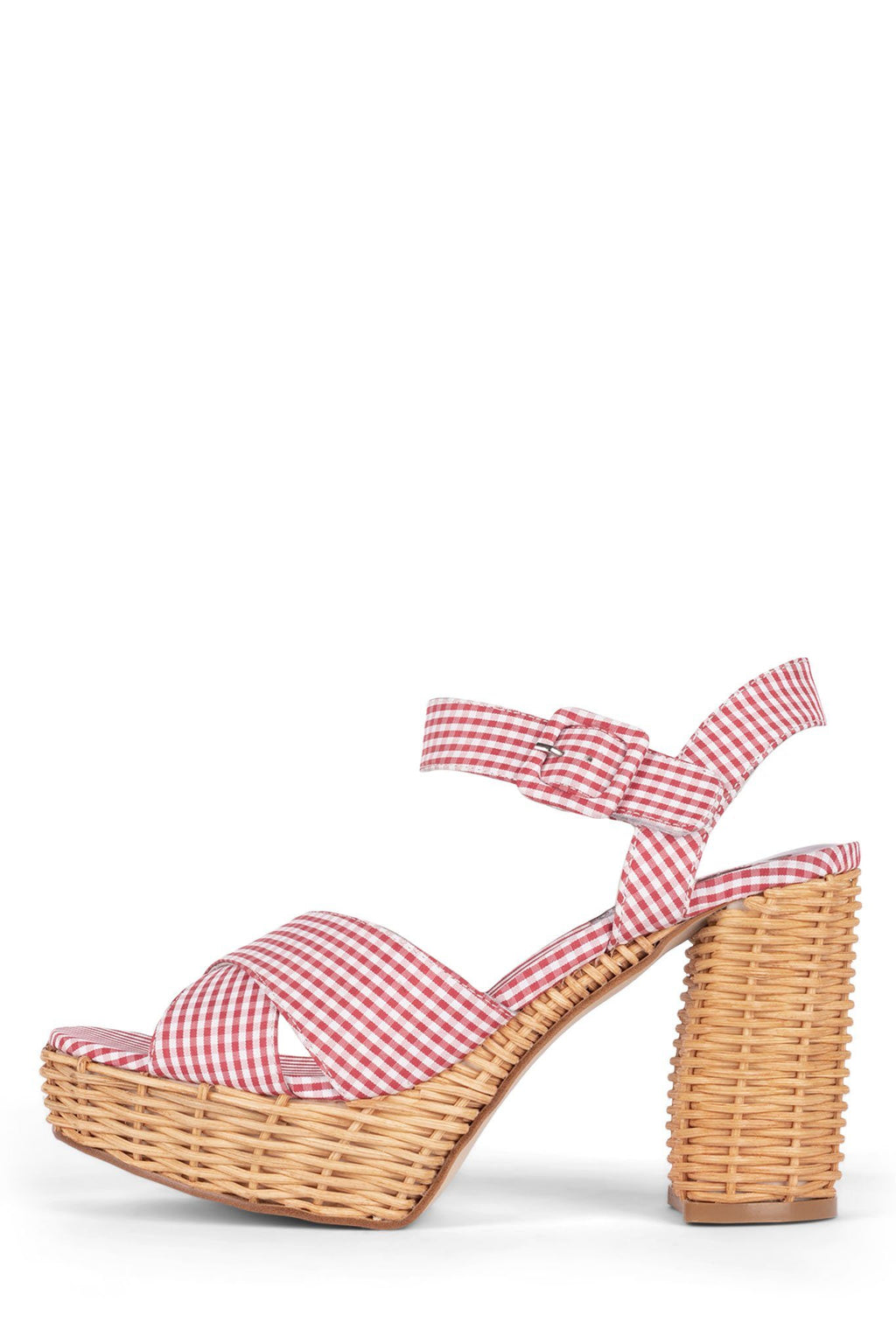 AMMA-2W STRATEGY Red Gingham 5