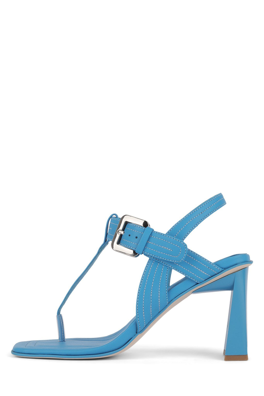 AMOK-HI Heeled Sandal Jeffrey Campbell Blue 6