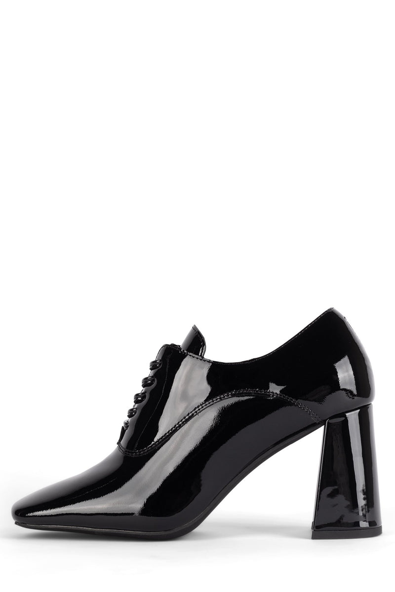 ANTONI Oxford YYH Black Patent 5