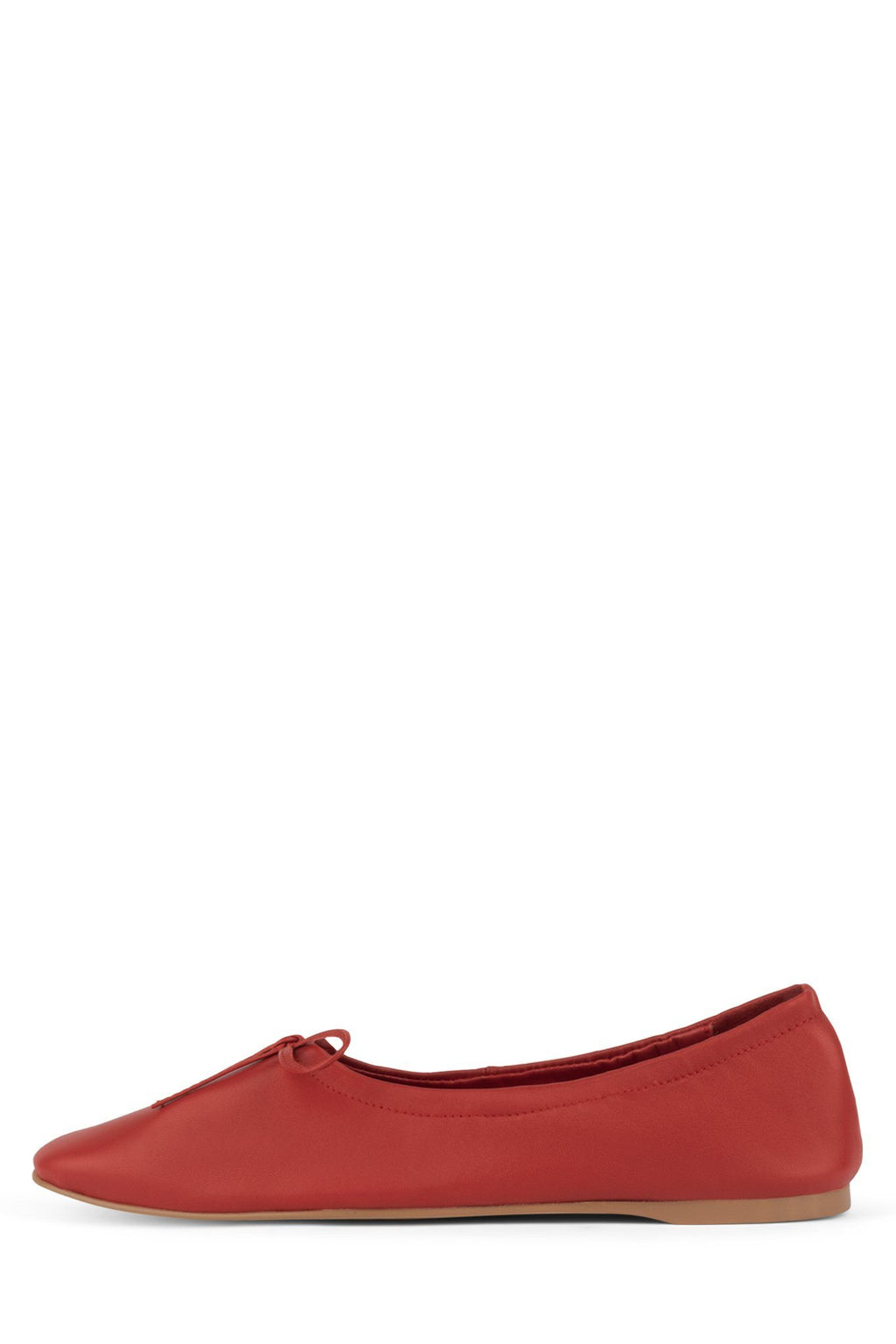 BALLERINE Flat Jeffrey Campbell Red 6