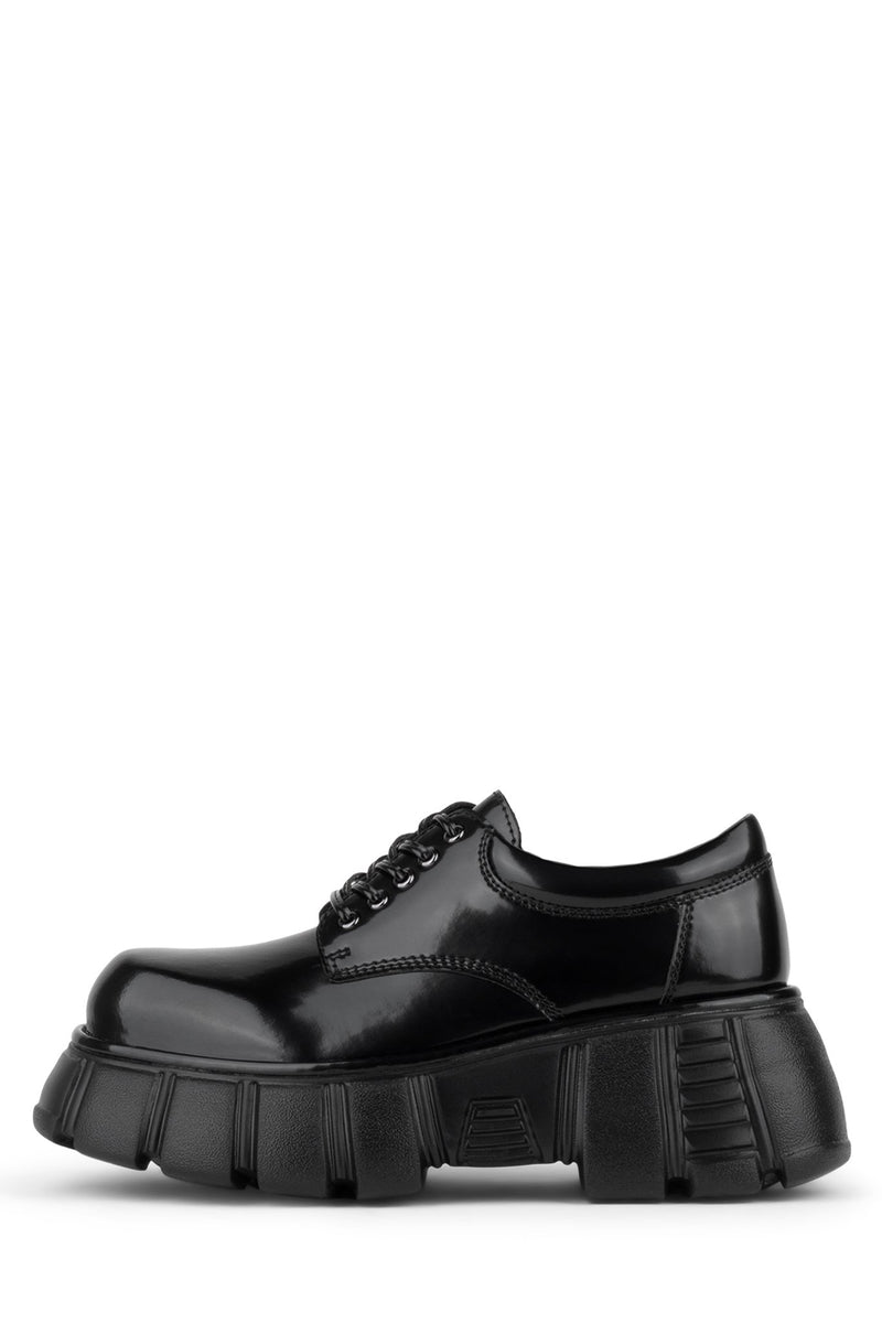 BARGE Oxford Jeffrey Campbell Black Box 6