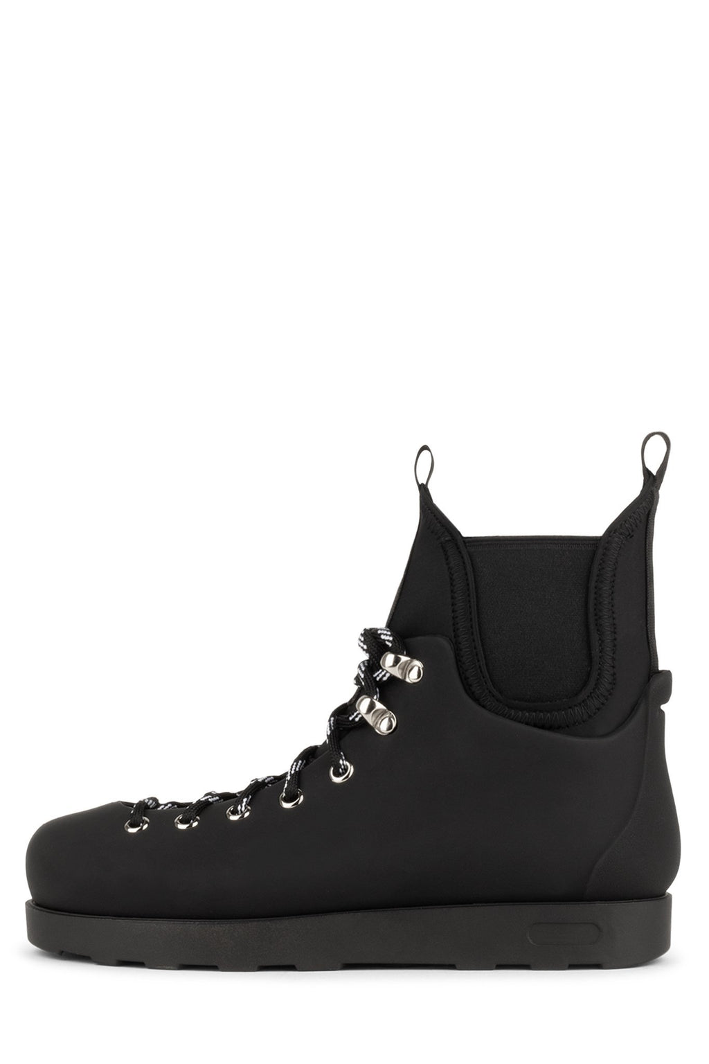 BAROMETRIC Rain Boot Jeffrey Campbell Black Matte 6