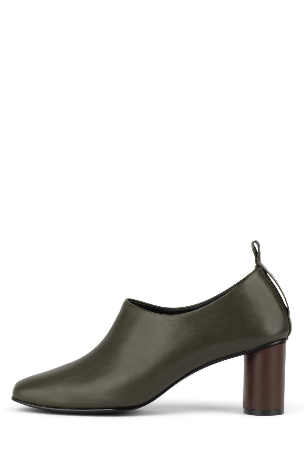 BASIC Pump Jeffrey Campbell Olive 6