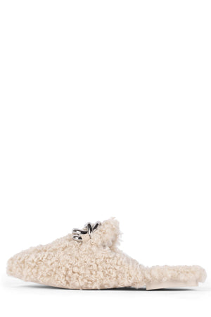 BEAGLE Slippers YYH Ivory 5