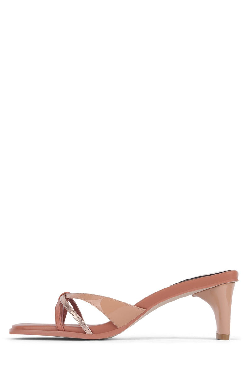 BEL-AMI Heeled Sandal Jeffrey Campbell Rose Multi 6