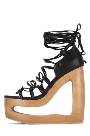 BLAZE-UP Jeffrey Campbell Black 5