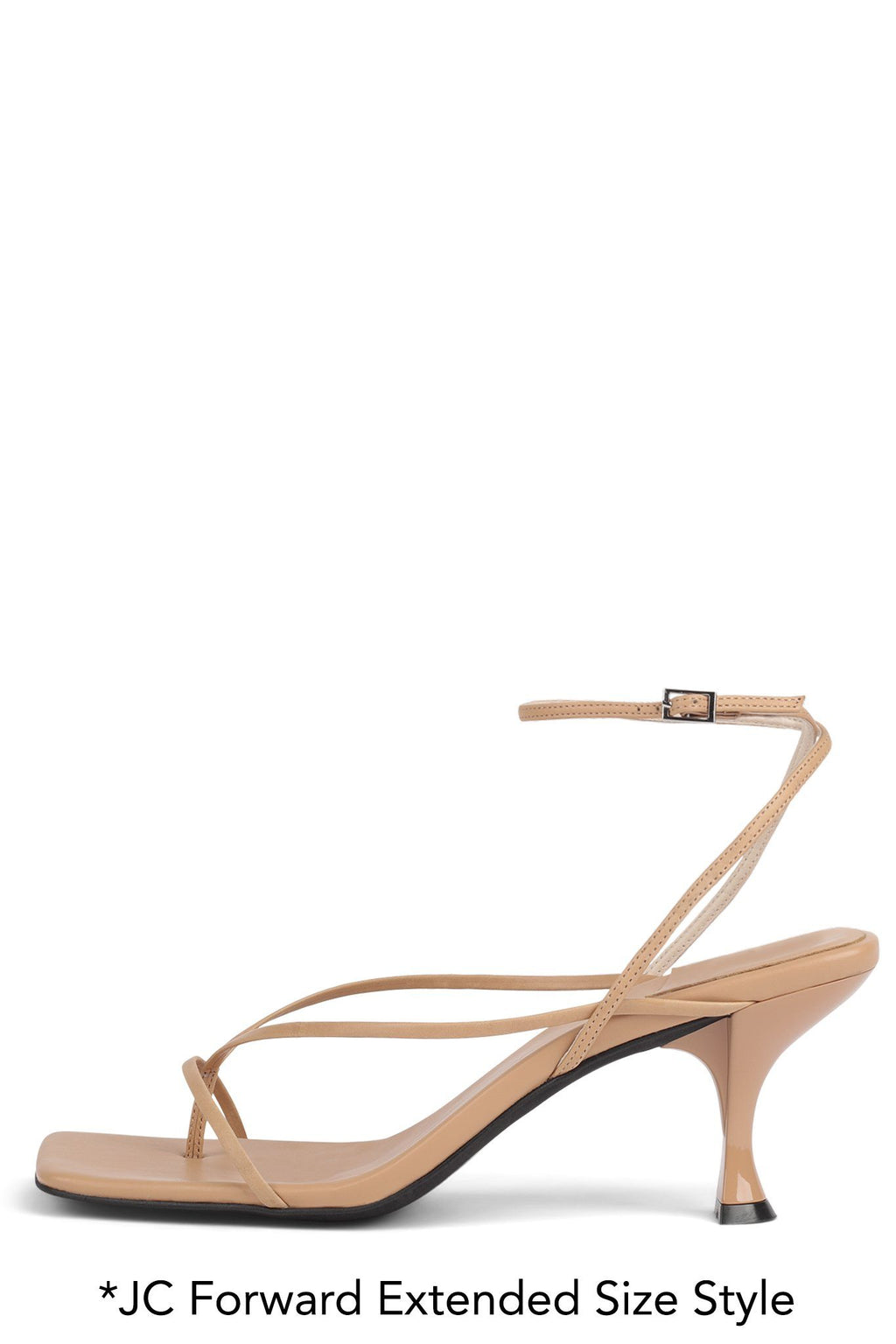 BLOSSOM Heeled Sandal YYH Nude 12