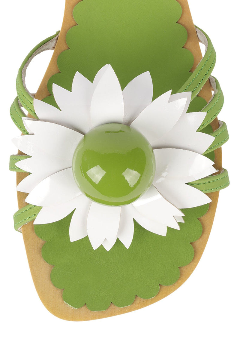 BLOSSOMS Heeled Sandal Jeffrey Campbell