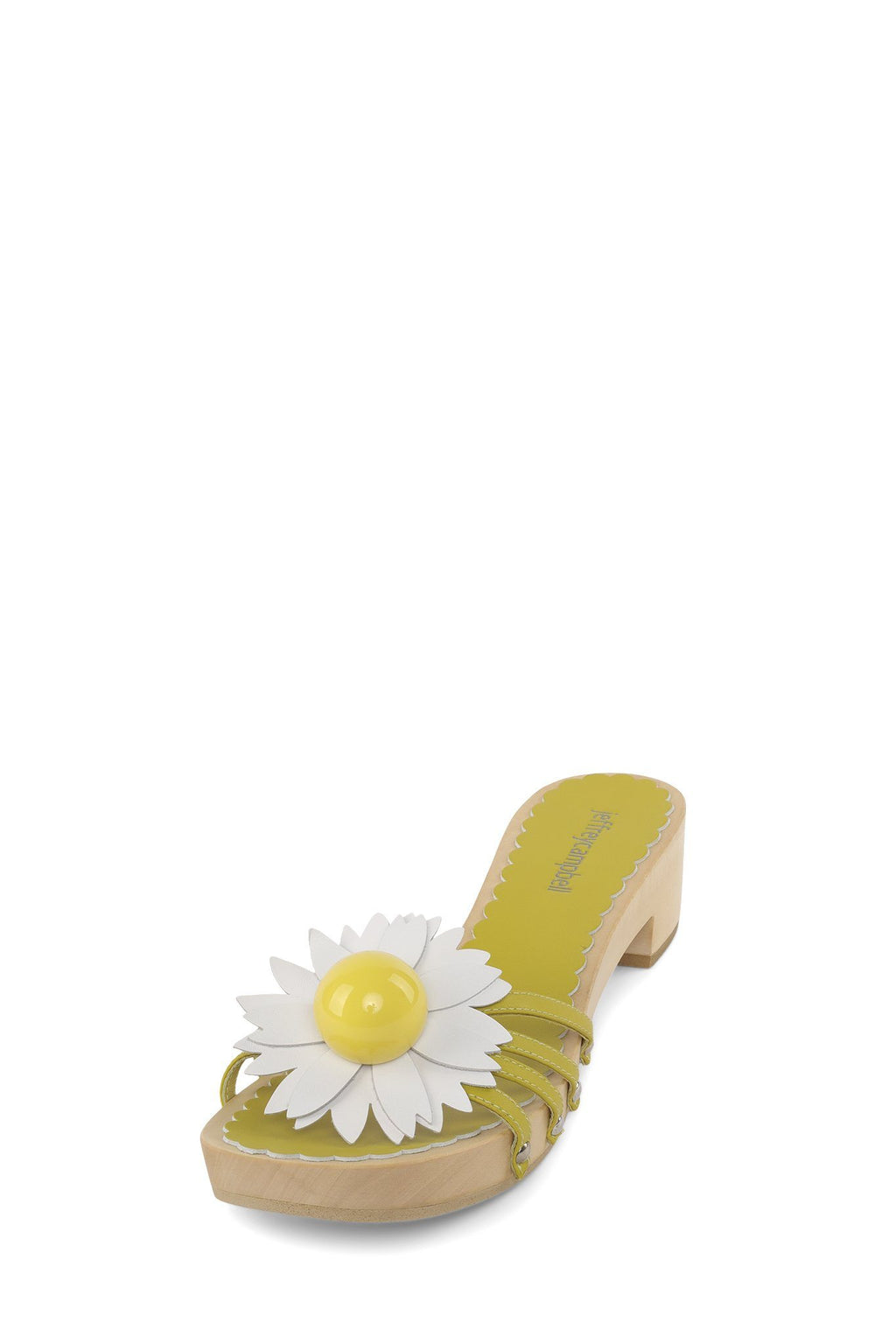BLOSSOMS Heeled Sandal STRATEGY