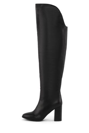 BRIDLE OTK Boot Jeffrey Campbell Black 6