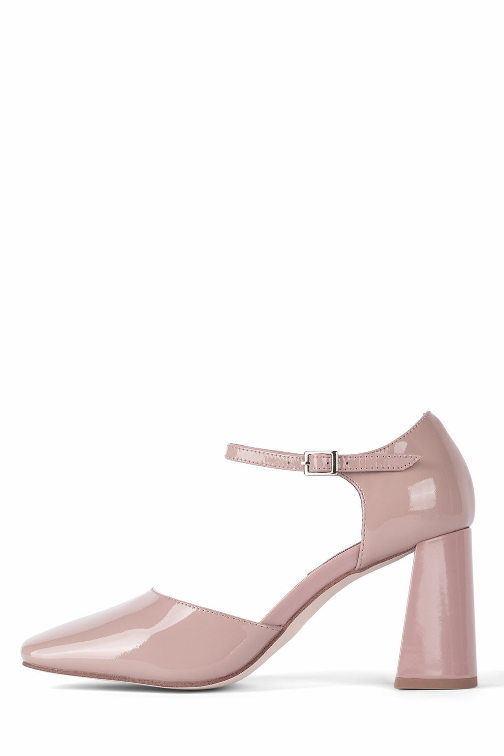 BRUNCH YYH Dusty Pink Patent 6