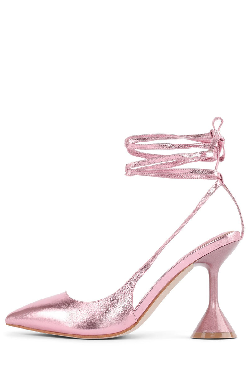 CAIA Pump STRATEGY Pink Metallic 6