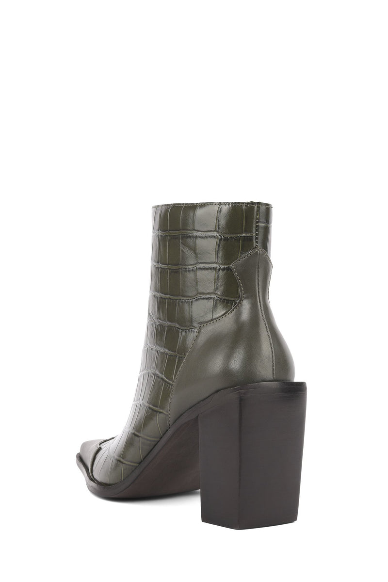 CALIMITY-L Heeled Bootie YYH