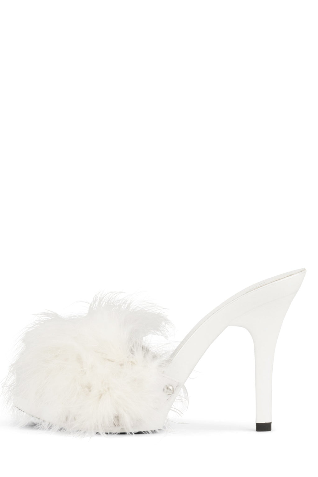 CANDIE-FTH Heeled Sandal YYH White Combo 6