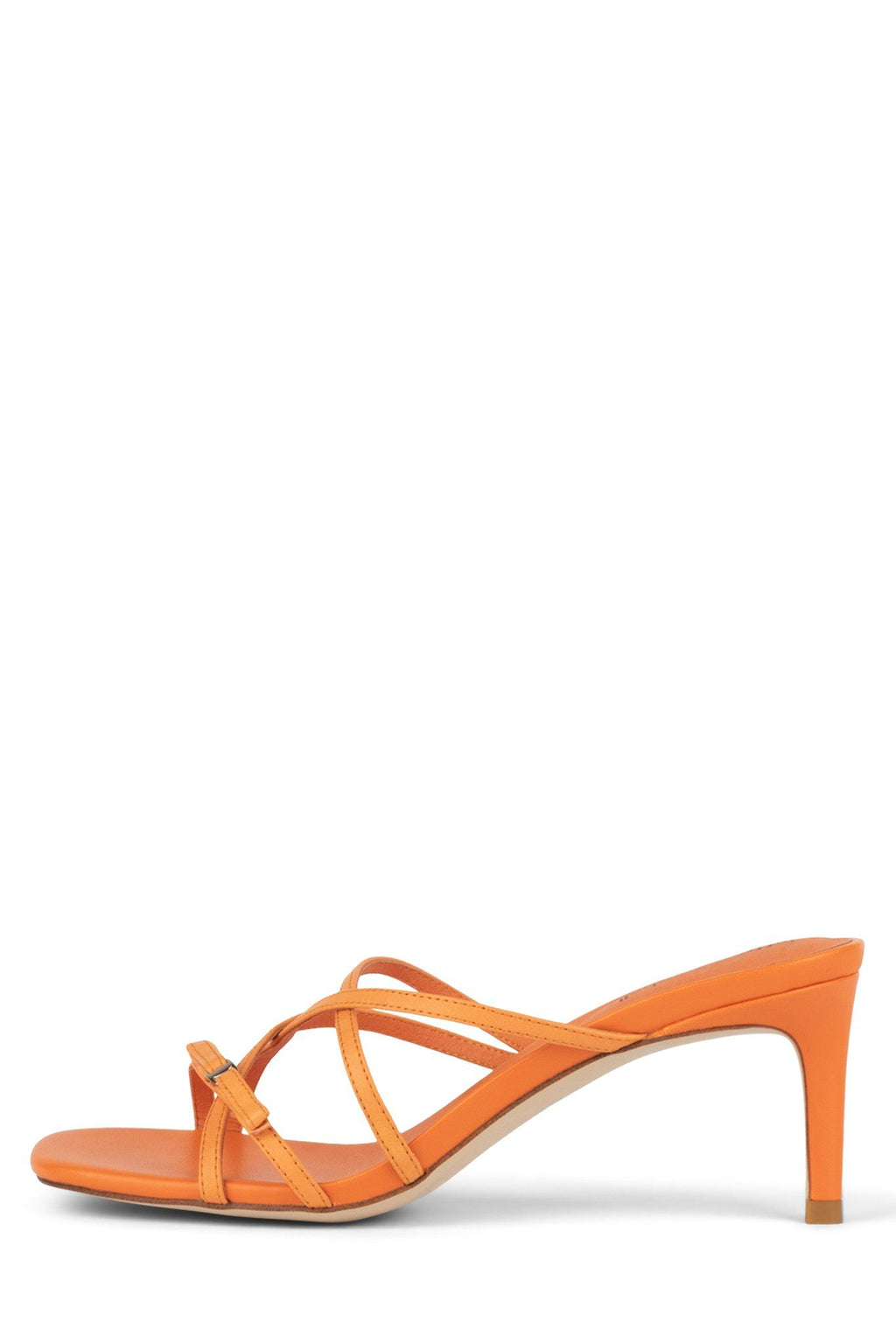 CATIA Heeled Sandal STRATEGY Orange 6