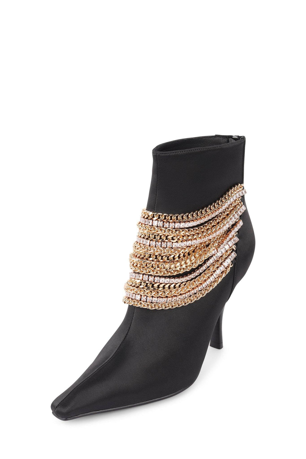 CHAINGE Heeled Bootie STRATEGY