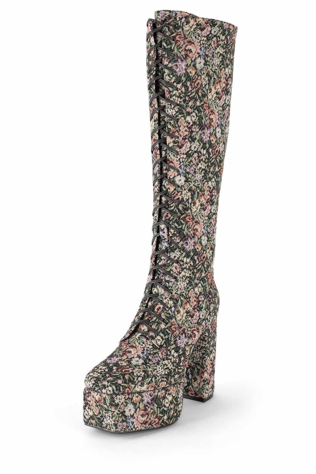 CLOVED-LU Knee-High Boot DV