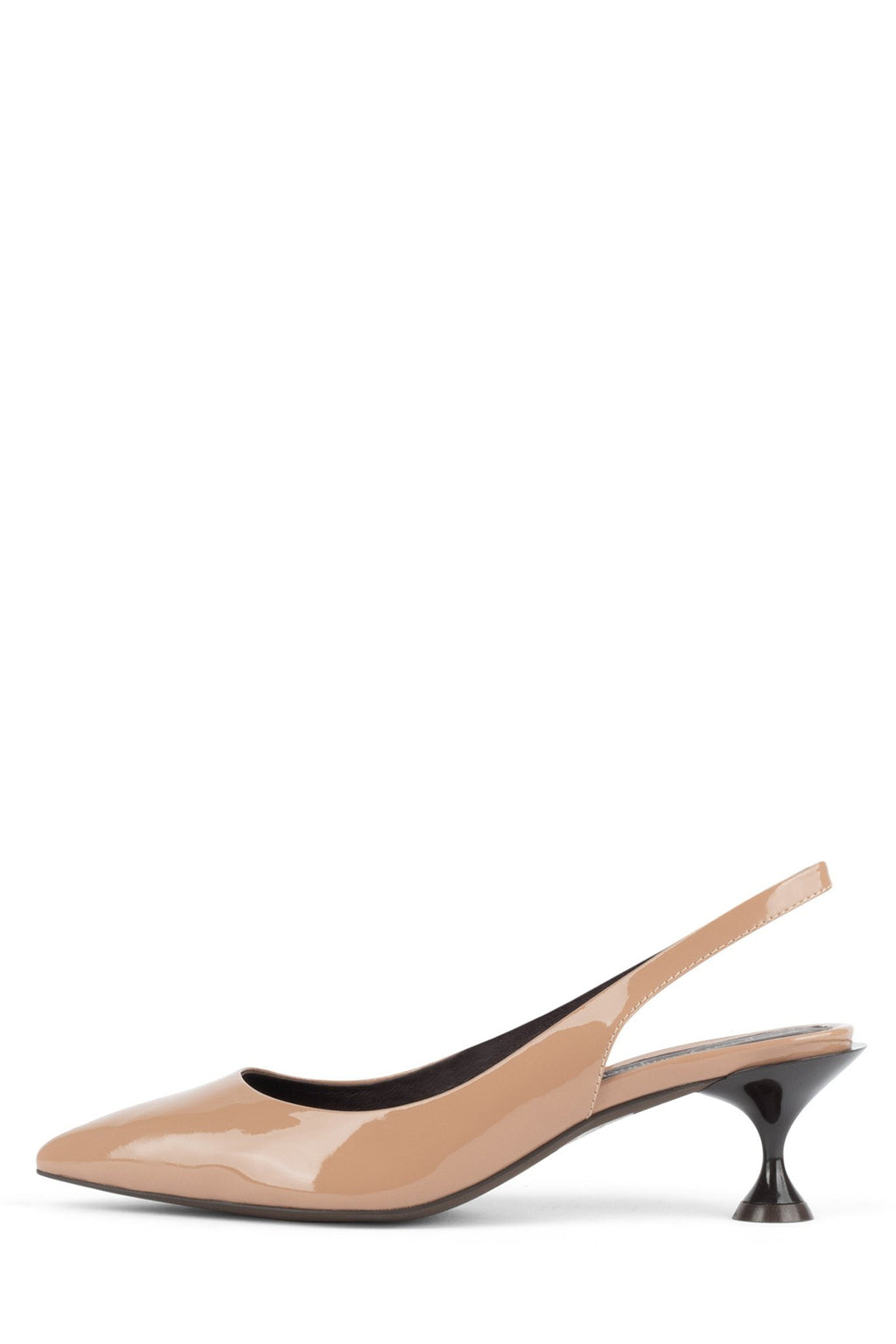 CONTESSA Pump ST Nude Patent Tan 6