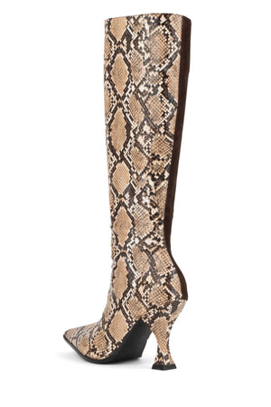 CORRODE Knee-High Boot YYH