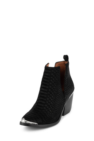 CROMWELL Heeled Bootie Jeffrey Campbell